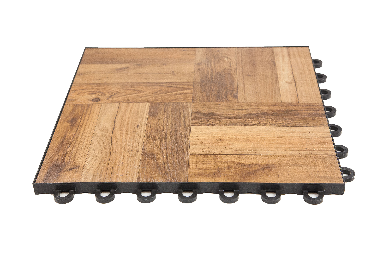 Incstores Dance Tiles Portable Interlocking Event Flooring