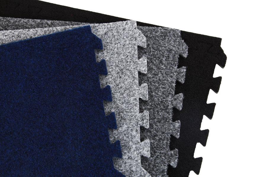 Incstores Premium Soft Carpet Foam Tiles 2ft X 2ft Home